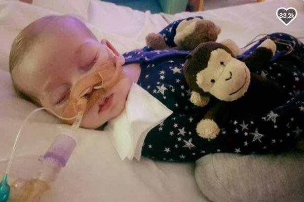 Charlie Gard, focus of legal health battle, dies