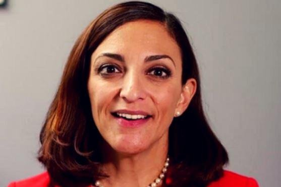 Katie Arrington, a Republican candidate in a South Carolina congressional district, was injured in a car crash while traveling to Hilton Head Island. Photo courtesy of Vote Katie Arrington/ Facebook