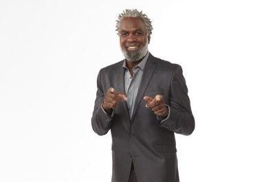 NBA legend Charles Oakley was the first celebrity eliminated from Season 29 of Dancing with the Stars. Photo courtesy of ABC