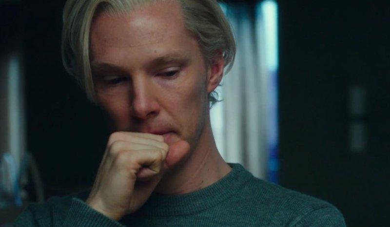 'The Fifth Estate' trailer: Benedict Cumberbatch as Julian Assange [VIDEO]