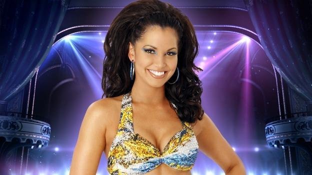 Photo of Melissa Rycroft courtesy of ABC's Dancing with the Stars.