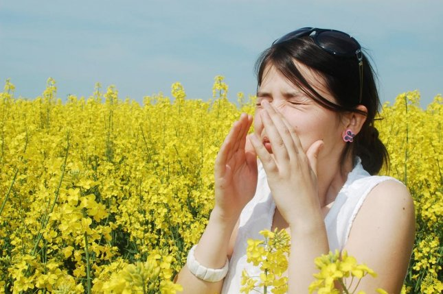 Researchers in Austria found seasonal allergies have an unexpected effect on the brain, but they are unsure why or the longterm consequences, according to a recently published study. Photo by Alex Cofaru/Shutterstock