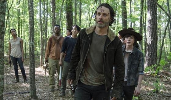 Steven Yeun breaks silence regarding his 'Walking Dead' shocker