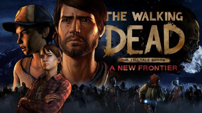 Watch: 'Telltale Games The Walking Dead Season 3' launch