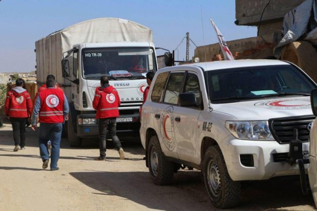 Evacuations begin in Syrian towns