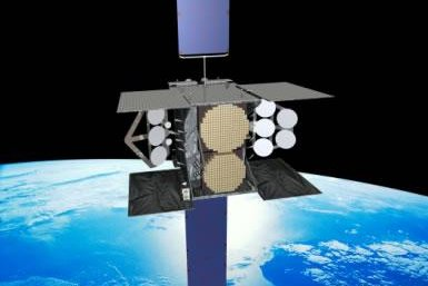 DirecTV has asked to de-orbit and decommission a Boeing-built satellite it fears could explode and damage others in its orbit. Photo by U.S. Air Force