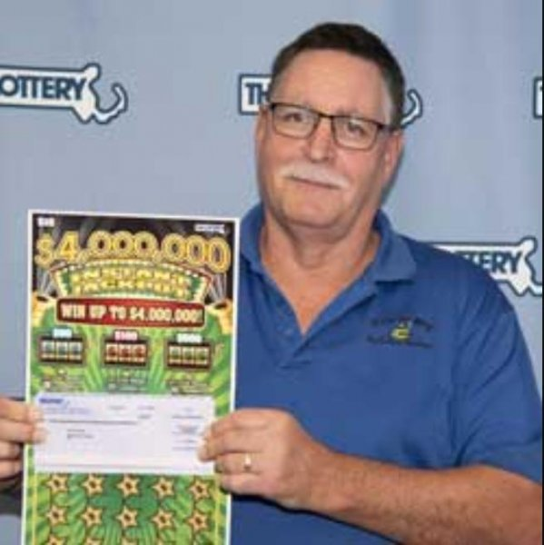 A Massachusetts man won two $1 million jackpots from scratch-off lottery tickets within 18 months of each other. Photo courtesy of the Massachusetts State Lottery