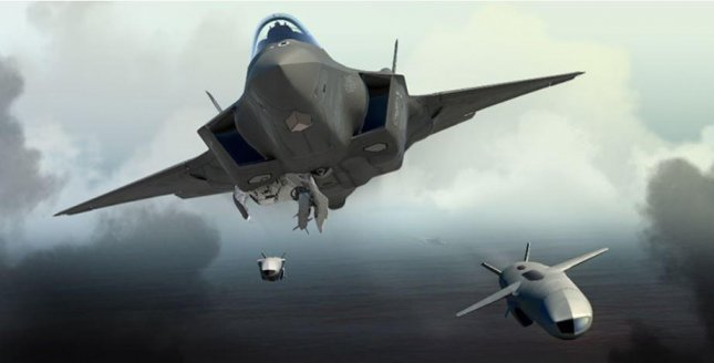 Kongsberg, in partnership withRaytheon, is developing Joint Strike Missiles for F-35 aircraft for anti-ship and land attack missions. Photo courtesy of Kongsberg