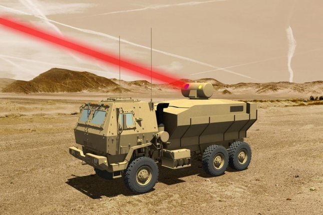 Lockheed Martin to empower US Army with 60 kW Laser cannon