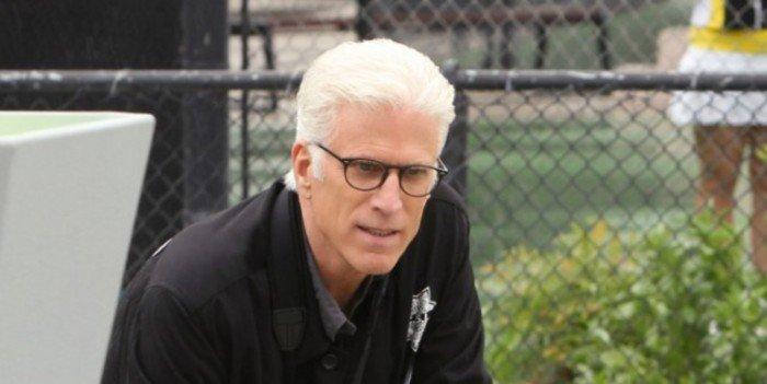 Image of CSI star Ted Danson, courtesy of CBS.