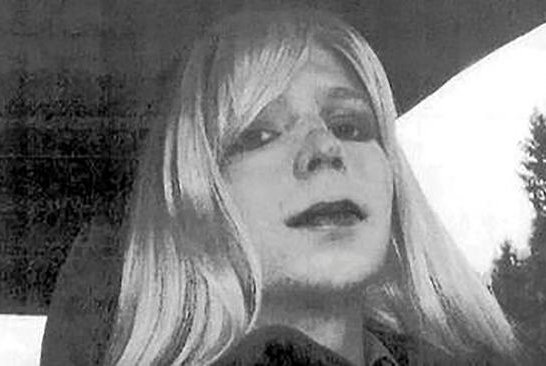 Former U.S. soldier Bradley Manning, now known as Chelsea Manning, was hospitalized after reportedly trying to commit suicide in prison, where she is serving up to 35 years for leaking information to Wikileaks. Photo by U.S. Army