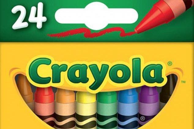 crayola weeds out dandelion colored crayon upi com