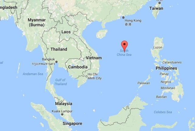 Leaders in Australia and Indonesia have started to explore working together to thwart Chinese claims of the South China Sea, a crucial trade route for the region. Photo by Google Maps