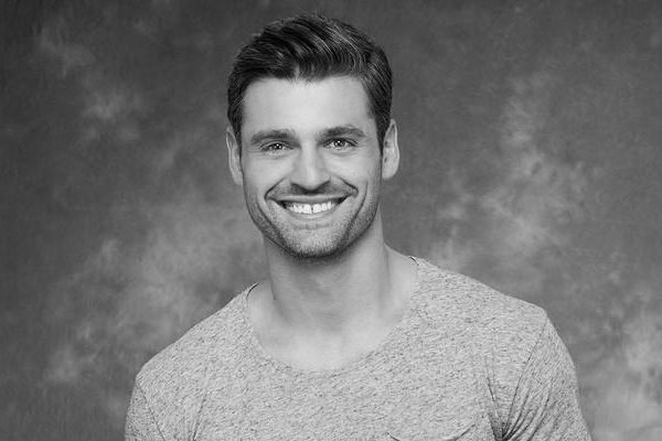 Peter Kraus' official cast photo for The Bachelorette Season 13. The Season 13 runner-up will compete on the new show The Bachelor Winter Games. Photo by The Bachelorette/ABC