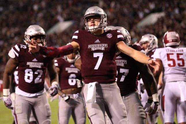 Mississippi State Bulldogs QB Nick Fitzgerald set to debut following  suspension bd091f8e1