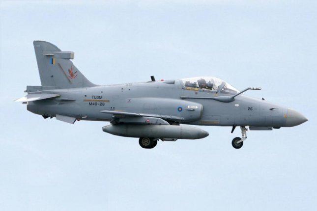 Indonesia is upgrading its Hawk aircraft with SEER radar warning systmes. Photo by Junchuann/Wikimedia Commons
