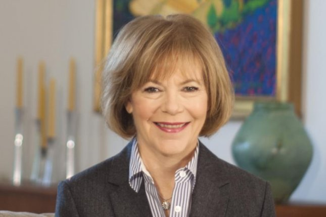Minnesota Lt. Gov. Tina Smith will replace Sen. Al Franken in the U.S. Senate until at least January 2019, the state's governor announced Wednesday. Photo courtesy of Minnesota governor's office
