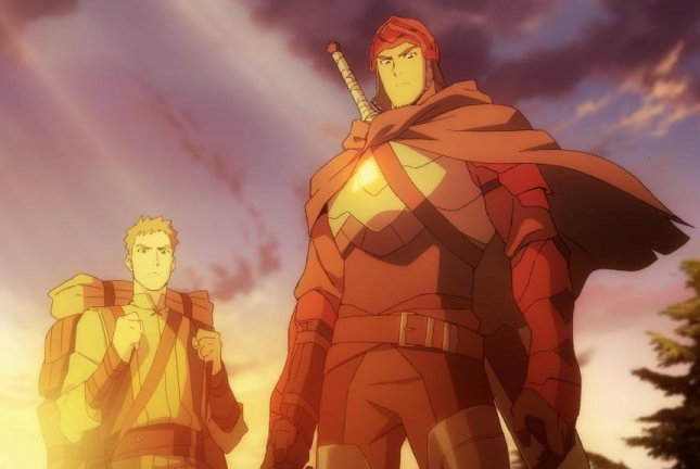 Dota: Dragon's Blood, an animated series based on the Dota video game series, is coming to Netflix in March. Photo courtesy of Netflix