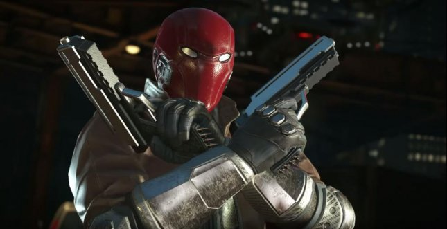 New 'Injustice 2' trailer shows off Red Hood gameplay