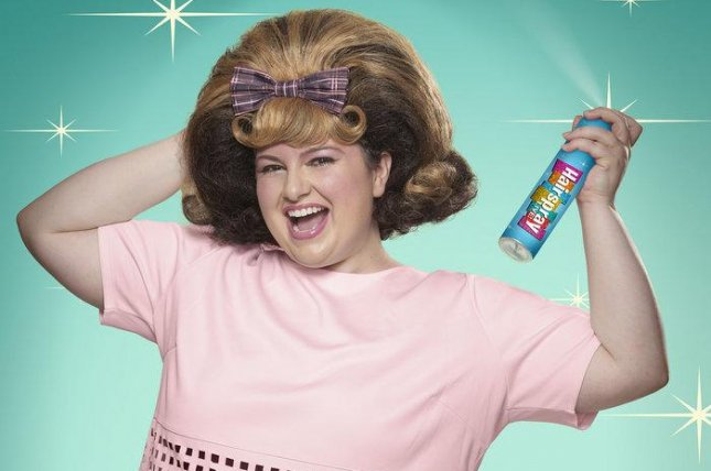Maddie Baillio as Tracy Turnblad in Hairspray Live! Photo by Virginia Sherwood/NBC
