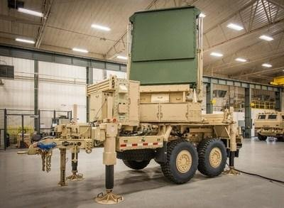 Lockheed Martin will mature its AESA radar for engagement and surveillance prototype using funding from the U.S. Defense Department Photo courtesy of Lockheed Martin