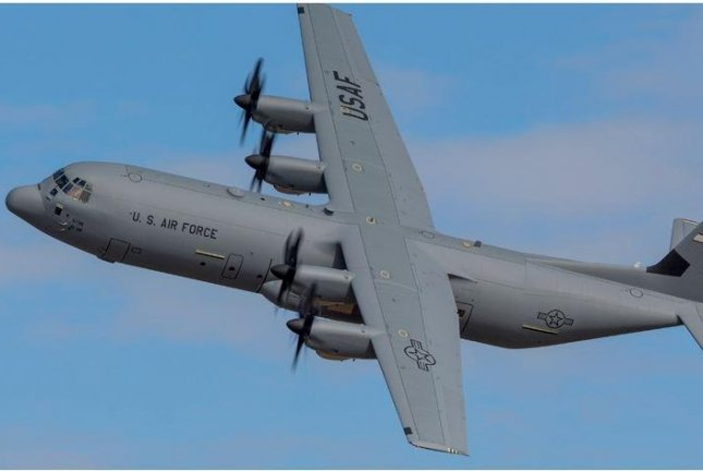 The C-130J-30 is a stretch version of the C-130J, which adds 15 feet for cargo. France on Monday welcomed the second of four aircraft it ordered from Lockheed. Photo courtesy of Lockheed Martin
