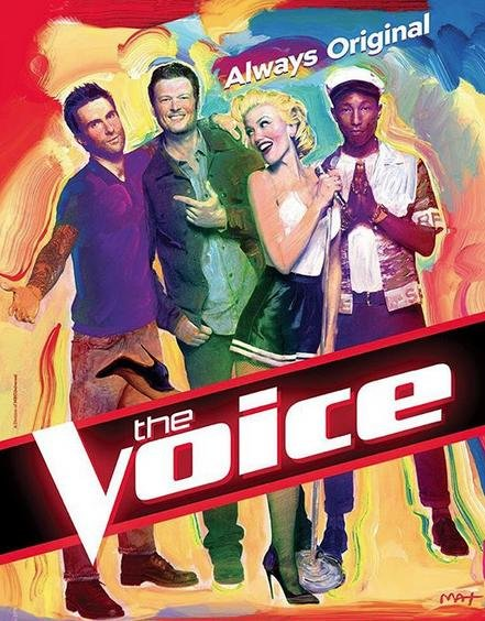 'The Voice' season 9 kicks-off with first round of Blind Auditions