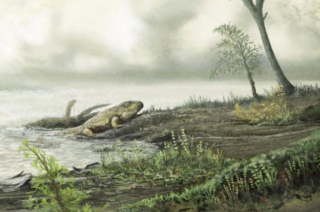 New research suggests the earliest superbugs predate the dinosaurs and likely have lived in the intestines of animals ever sense the first organism crawled out of the sea and onto dry land. Photo by Mark Witton