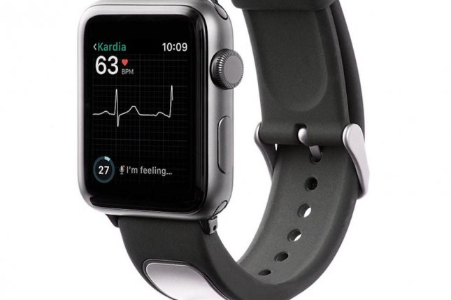 First FDA-approved medical device accessory cleared for Apple Watch
