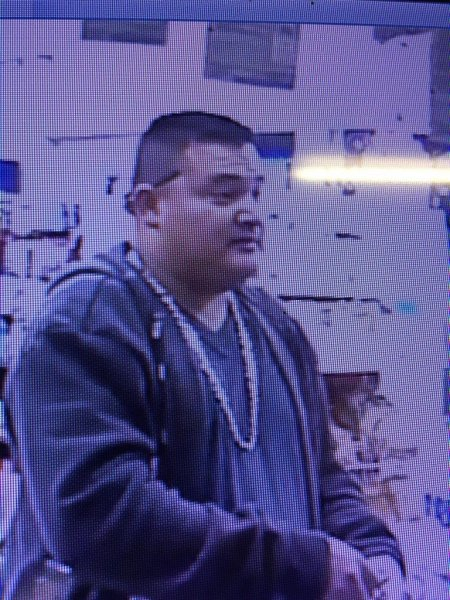 Police released an image of the man they believe shot and killed officer Ronil Singh. Photo courtesy of the Stanislaus County Sheriff's Office