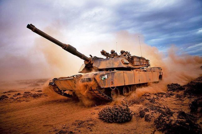 General Dynamics Land Systems received a $16.2 million contract modification for technical support work on the Abrams M1A1 tank, the Defense Department announced on Tuesday. Photo courtesy of U.S. Marine Corps