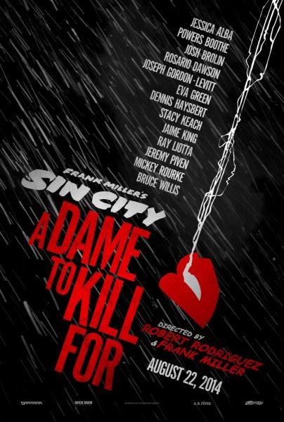 'Sin City: A Dame to Kill For.' (Miramax Films)