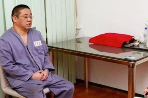 Kenneth Bae being interviewed during his period of captivity in North Korea, where he was imprisoned from 2012 to 2014. Bae was warned about talking too much about his time in North Korea. File Photo by Choson Sinbo