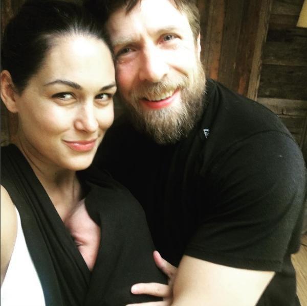 Daniel Bryan dating Brie Bella