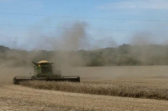 China doubled its U.S. soybean purchases in November, ahead of Phase 1 trade negotiations. File photo by Jessie Higgins/UPI