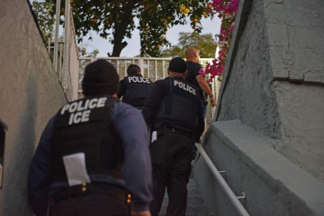 US Officials Conduct Vast Immigration Sweep In Los Angeles