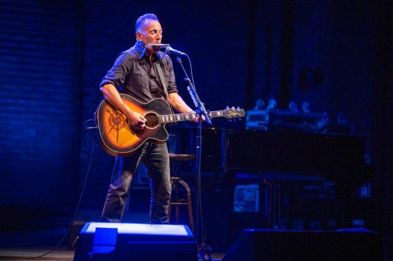 Bruce Springsteen resumes Broadway residency