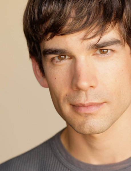 Insatiable co-star Christopher Gorham was at San Diego Comic-Con Friday for the premiere of his new animated movie The Death of Superman. Photo courtesy of Pinnacle Public Relations