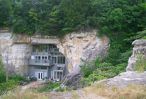 Family to sell cave home on eBay
