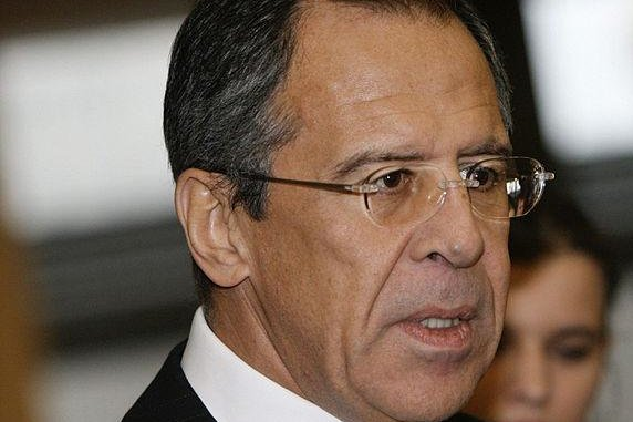 Russian Foreign Minister Sergei Lavrov is urging that the arms embargo against Iran be lifted as soon as possible as part of a nuclear deal. File Photo courtesy of WikiCommons