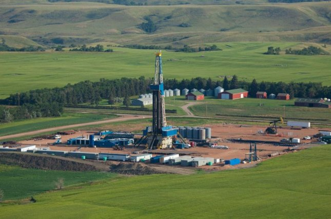 Hess Corp. said it plans to spend almost $1 billion on increasing its rig count in the Bakken shale this year. Photo courtesy of Hess Corp.
