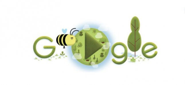 Google is celebrating Earth Day 2020 by presenting an educational and interactive game. Image courtesy of Google