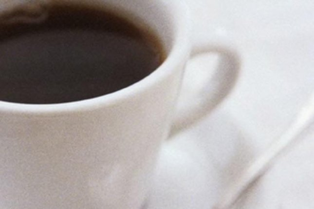 Even small amounts of coffee appeared to lower gallstone risk, a new study found.Photo courtesy of HealthDay News