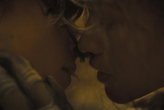 Paul Atreides (Timothee Chalamet) dreams of Chani (Zendaya) in Dune. Photo courtesy of Warner Bros.