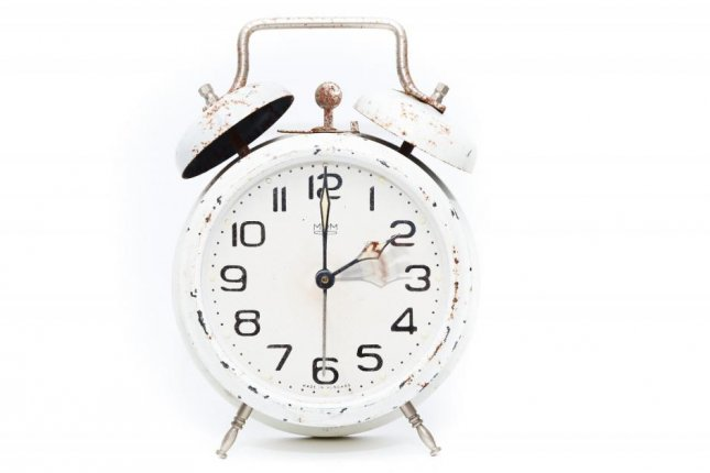 Residents throughout the United States except Arizona and Hawaii will move their clocks one hour at 2 a.m. Sunday. Photo by PIRO4D/pixabay