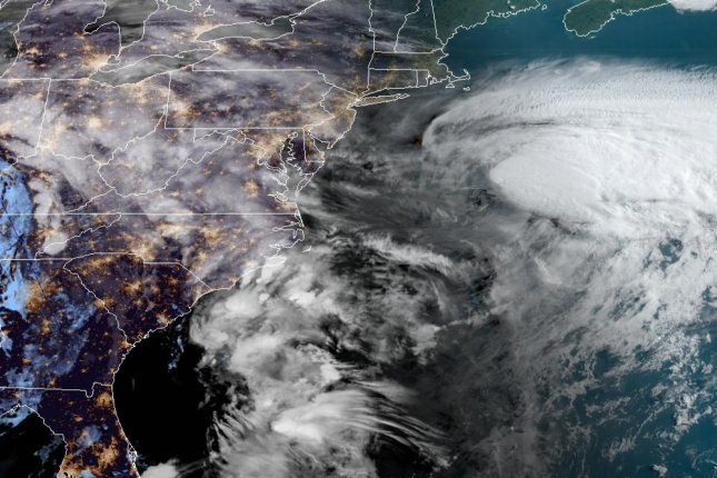 Tropical Storm Arthur becomes the first Atlantic-named storm in 2020