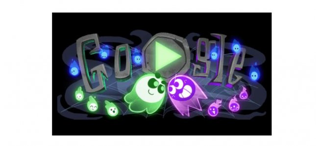 google ghost game 2019