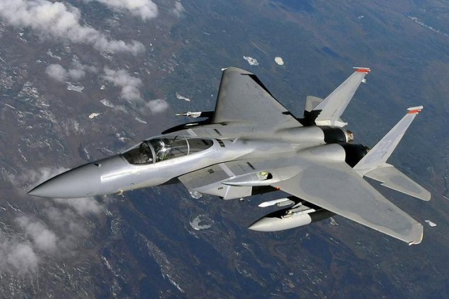 BAE Systems is an original equiment manufacturer for F-15 upgrades. U.S. Air Force photo.