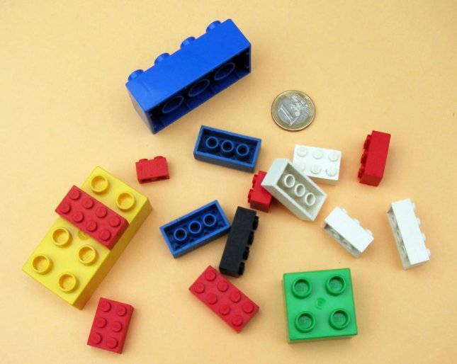 The world's Lego supply may not satisfy demand this Christmas, the manufacturer said, reporting it may not be able to deliver all orders for the toy in European markets. File photo by Priwo/Shutterstock