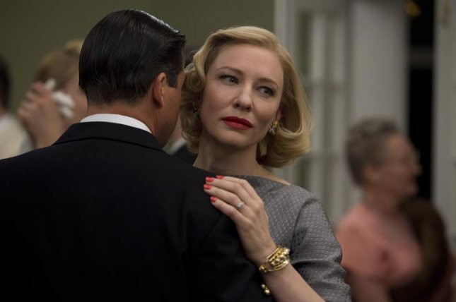 Cate Blanchett appears in 'Carol,' expected to feature at this year's London Film Festival. Photo courtesy of LFF
